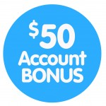 50 account bonus