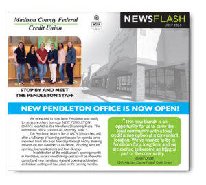 MCFCU July Newsletter