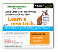 MCFCU jan 2019 Newsletter cover image