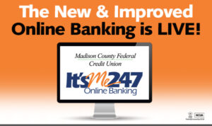 New online banking is live image