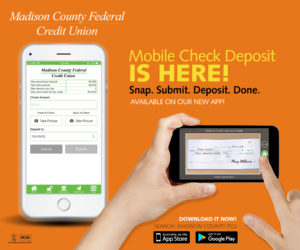 MCFCU App - Mobile Check Deposit is Here Ad Promo